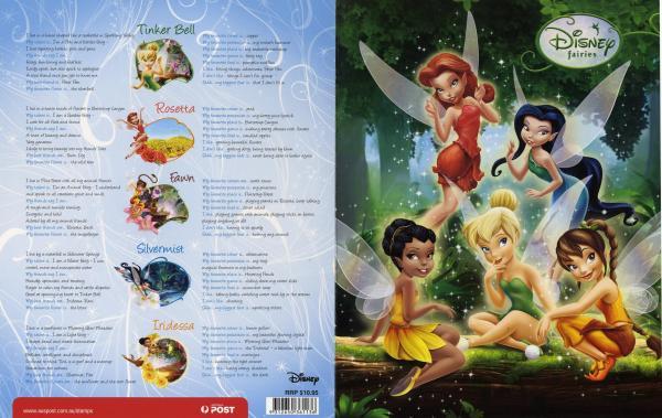 Las hadas de Disney y sus nombres - Imagui