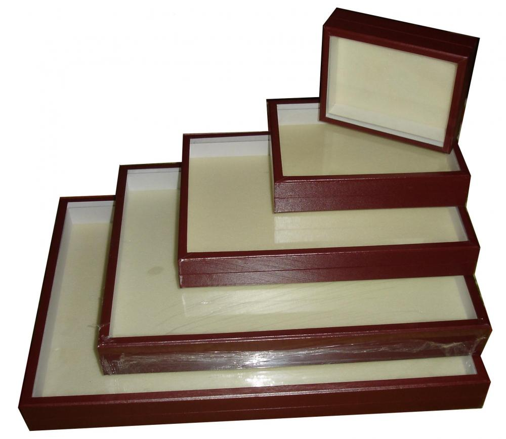 Caja Expositor Ref Mex 02 Medida 390x270x75 Mm Tapa Cristal Color  ~ Cajas De Madera Con Tapa De Cristal